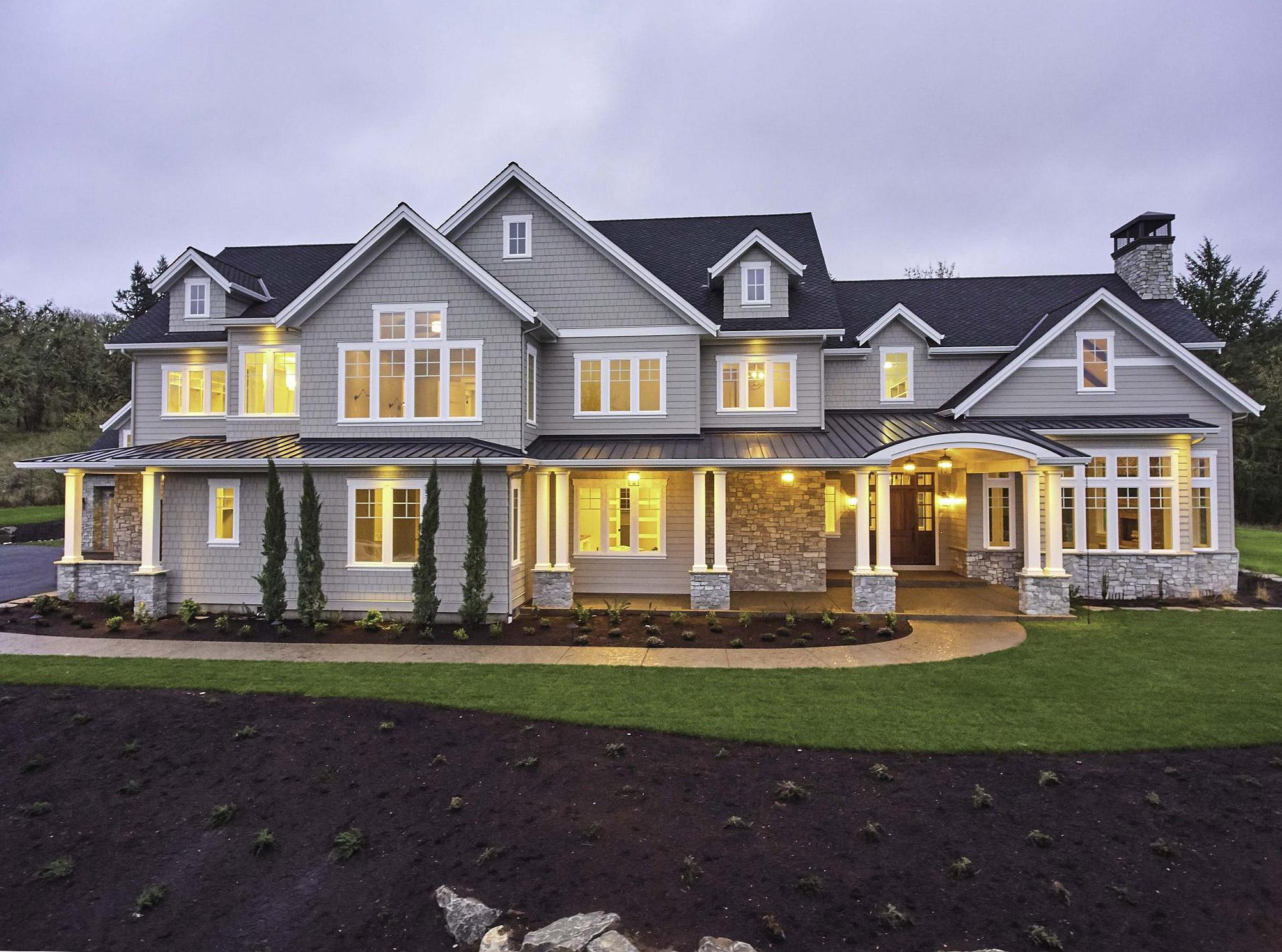 custom home builder- new construction- Eugene, Oregon- DC Fine Homes Inc.